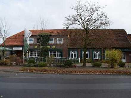 Traditionsgaststätte im Herzen von Friedeburg