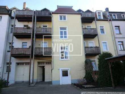 Große 2 Raumwohnung mit Balkon in Gröba