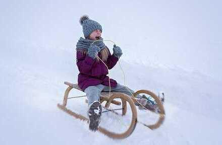 Hier haben Ihre Kinder Natur zum draußen Spielen!!