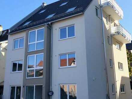 - NUR EINZELBESICHTIGUNGEN - 4 Zimmer in S-Zuffenhausen Neubau, Balkon, EBK