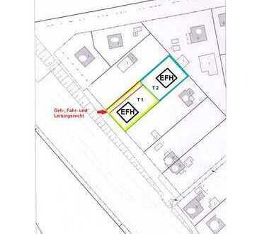 *Köpenick/Grünau*, herrliches bauträgerfreies Grundstück 1.180 m² für 2 Häuser,