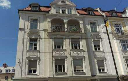 Traumhafte DG-Maisonettewohnung im Glockenbachviertel