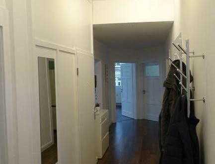 WG-Neugründung in einer renovierten schönen 3-Zimmer-Altbauwohnung, Erstbezug nach Renovierung