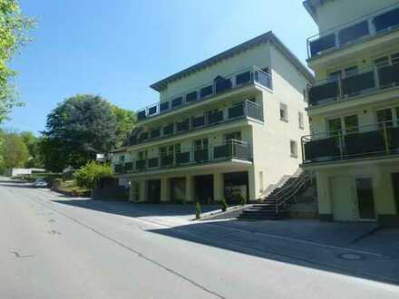 Neubau ! Terrassenwohnung Penthouse 2 Zimmer ! Zentrum Leimen !