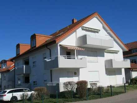 sehr schöne helle 1 ZKB EG-Wohnung in 8 Familienhaus in Nußloch
