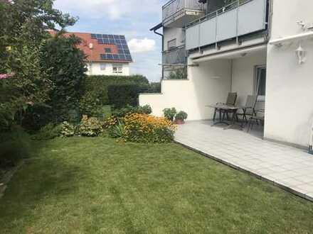 Luxus-Maisonette im Erdgeschoss mit eigenem Garten!