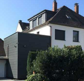 Hochwertiges Haus mit Garten und Dachterrasse in Top-Lage in Heusenstamm (Erstbezug nach Kernsan.)