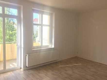 Schöne 2-Raum-Wohnung mit Balkon Am Park