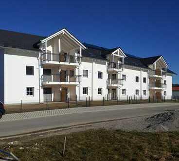 Erstbezug: stilvolle 2-Zimmer-Terrassenwohnung in Bidingen