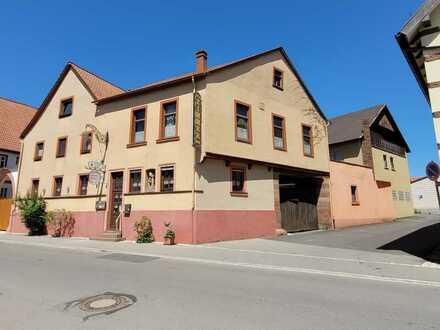 Rentables zentral gelegenes Hotel und Restaurant im Raum Bad Kissingen