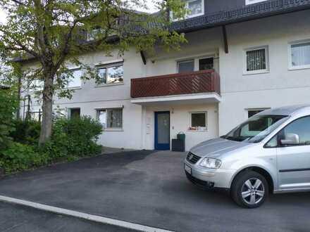 Vollständig renovierte 2-Zimmer-EG-Wohnung mit Einbauküche in Rosenfeld