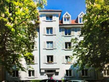 Kernsanierte 4-Zimmer-Wohnung mit Balkon nahe Konstanzer Seerhein - bezugsfrei ab 01.03.2020
