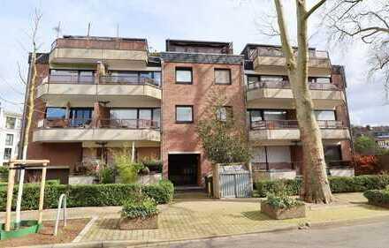 Gemütliche 2-Zimmer Wohnung mit viel Potenzial in Düsseldorf-Unterrath!