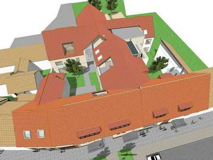 Eigentumswohnung mit Dachterrasse 72 QM