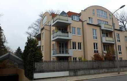 Freistehende 2-R-Maisonette-WE/ DG/ ca. 57 m² mit Balkon zu verkaufen-Reserviert