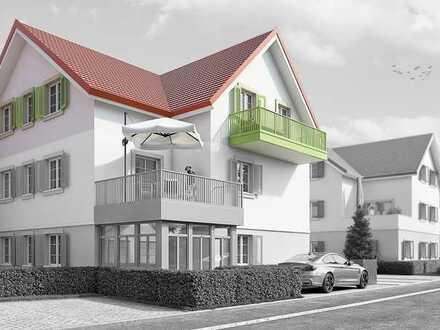 VILLEN AM SEE: (VERKAUFT) 3 Zi DG Wohnung, barrierefrei mit Balkon.