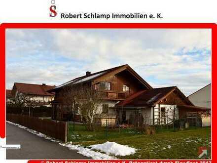 Bieterverfahren! Einfamilienhaus mit Grundstück in Bruckmühl zu verkaufen!