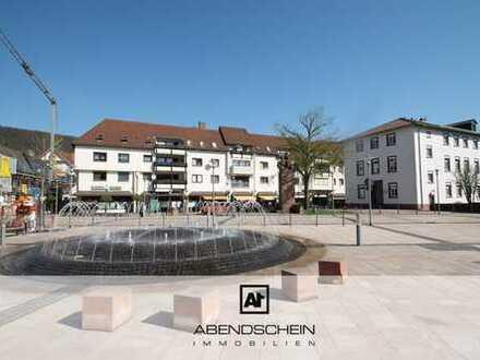 In Zentrumslage von Bad Bergzabern über 1.400 m² Einzelhandels-/ Gewerbefläche zu vermieten
