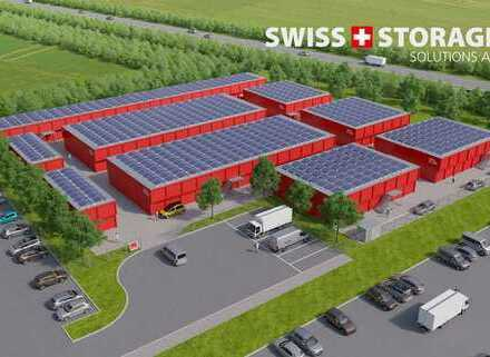 6,1 - 9 % Mietrendite - EINFACH - SICHER - RENTABEL - Self Storage Park Köln