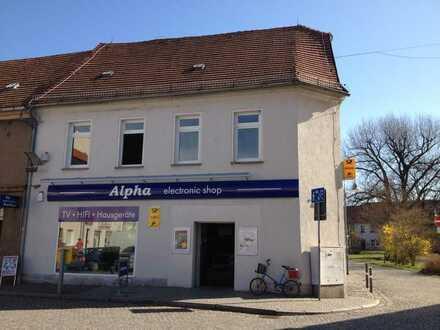 Ladenlokal in zentraler Lage am Markt