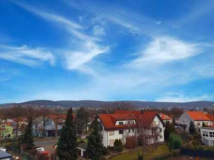 Schöne, geräumige drei Zimmer Wohnung in Main-Kinzig-Kreis, Gelnhausen mit Fernblick