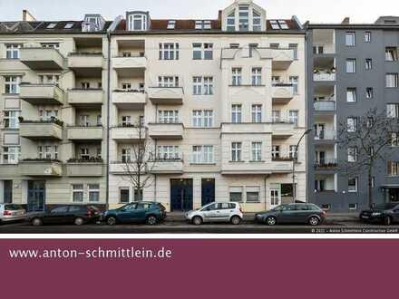 Vermietete Dreizimmerwohnung in der Nähe vom Schlosspark Charlottenburg!