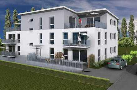 yOurKarben - große, helle OG-Wohnung mit Südbalkon - Neubau