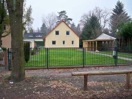 EFH Neubau in unmittelbarer Nähe der Gartenstadt Berlin-Frohnau