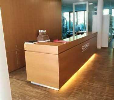 Büroräume in Rechtsanwaltskanzlei