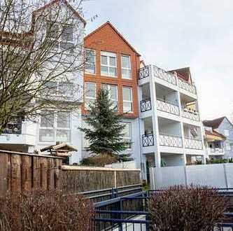 ++Praktisch geschnittene 2 Zimmer ETW mit Balkon++Bezugsfrei++