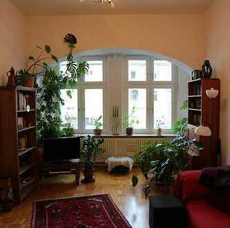 Ihre Traumimmobilie wartet: großzügige Altbauwohnung in Karlsruhe-Mühlburg