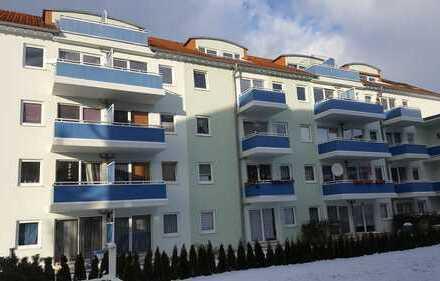 Frei werdende 2- Zimmerwohnung mit PKW- Stellplatz im Wohnpark Bernau ab 1.5.2018