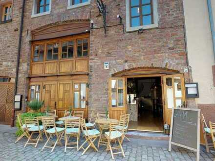 Gastronomie mit historischem Ambiente in Ettlingen!