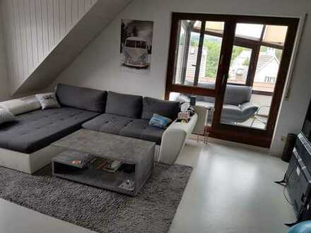 2 Zi-Dachmaisonette Wohnung Kichheim/Teck