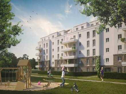 Modernes Wohnen in Potsdams Brunnenviertel