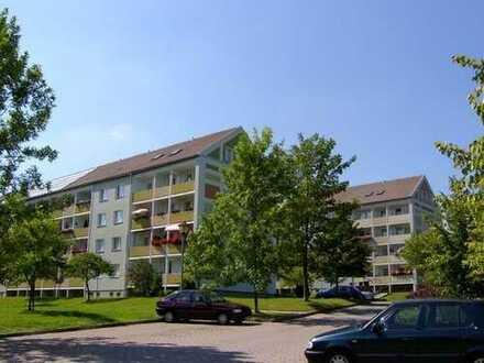 3-Raum-Wohnung mit Balkon für Sparfüchse