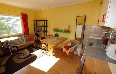 2-Zimmer Wohnung mit Sonnenbalkon und herrlicher Aussicht in Bonn Poppelsdorf