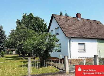 HD-Pfaffengrund: Siedlungshaus mit großem Grundstück im Bieterverfahren