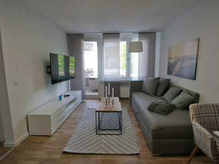 Liebevoll & hochwertig möblierte 2-Zimmerwohnung