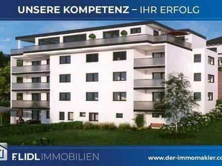 Exklusive 3 Zimmer Neubauwohnung Bad Griesbach - Gartengeschoss