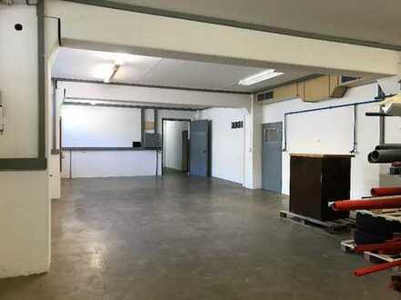Halle 140 m² hochwertig in Plüderhausen