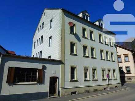 Wohn-/Geschäftshaus in Arzberg