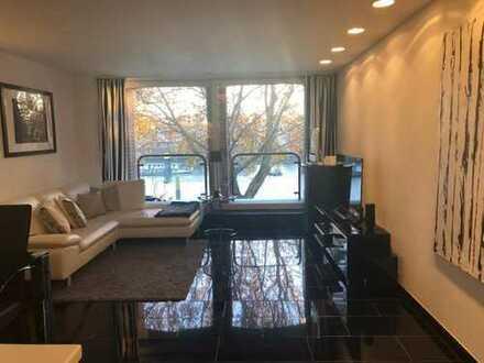 Exklusive, modernisierte 2-Zimmer-Wohnung mit Balkon und EBK in Bremen
