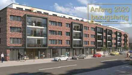 Neubauprojekt in Hamburg Langenhorn - generationsgerechter Wohnungsmix