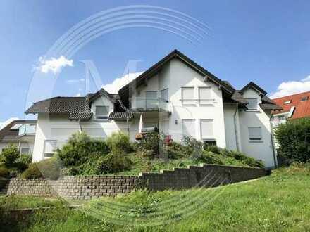 Kapitalanlage: Dachgeschosswohnung in Fellinghausen