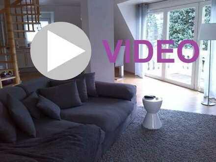 Luxus-App. auf 2 Ebenen in HH-Tonndorf