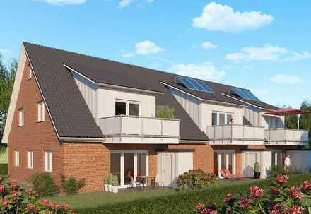RESERVIERT - Modernes Wohnen in Deutsch Evern: 3-Zi. EG-Wohnung mit eigenem Eingang