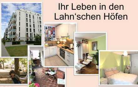 789.750,- €, 117 m², 4 Zimmer Eigentumswohnung mit großem Balkon, ohne Makler