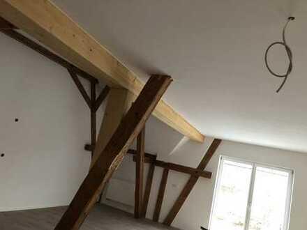 Erstbezug: ansprechende 4-Zimmer-Wohnung mit Balkon in Wallerstein