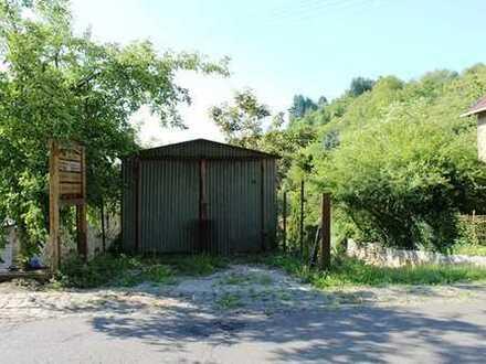 Sonderangebot im Donnersbergkreis Grundstück mit Schuppen und Garage zu verkaufen